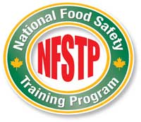 The National Food Safety Training Program Logo