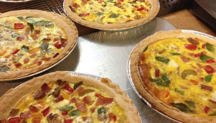 quiche luncheon